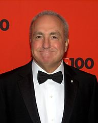 Lorne Michaels Photo by David Shankbone